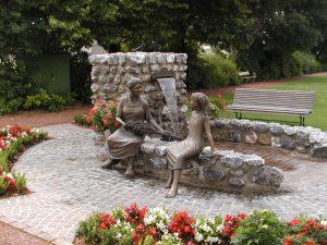 Unser Flachsbrunnen