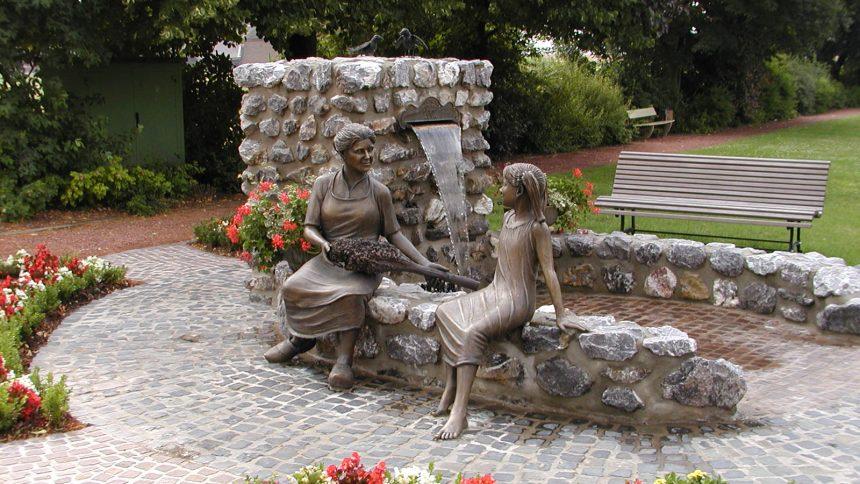 Flachsbrunnen in Vernum